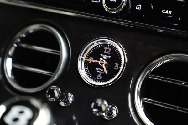Used 2021 Bentley Continental GT V8 for sale Sold at Rolls-Royce Motor Cars Greenwich in Greenwich CT 06830 26