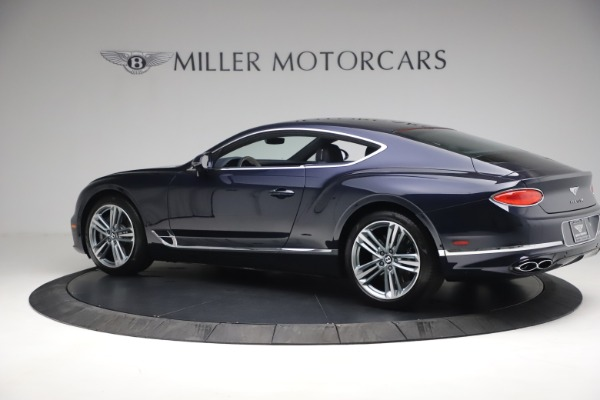 Used 2021 Bentley Continental GT V8 for sale Sold at Rolls-Royce Motor Cars Greenwich in Greenwich CT 06830 3