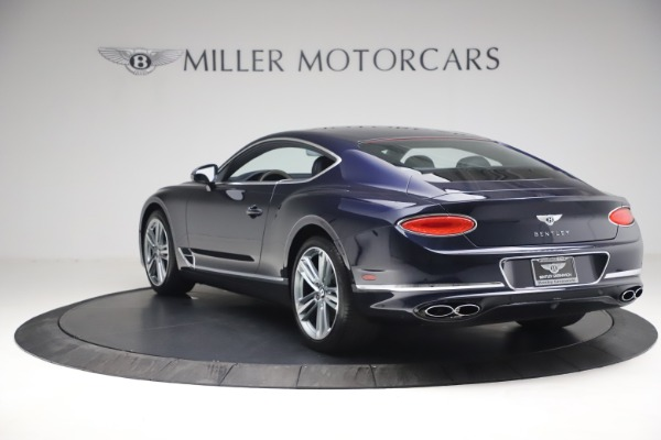 Used 2021 Bentley Continental GT V8 for sale Sold at Rolls-Royce Motor Cars Greenwich in Greenwich CT 06830 4