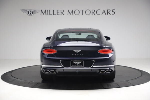 Used 2021 Bentley Continental GT V8 for sale Sold at Rolls-Royce Motor Cars Greenwich in Greenwich CT 06830 5
