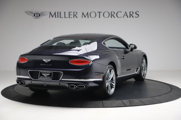 Used 2021 Bentley Continental GT V8 for sale Sold at Rolls-Royce Motor Cars Greenwich in Greenwich CT 06830 6