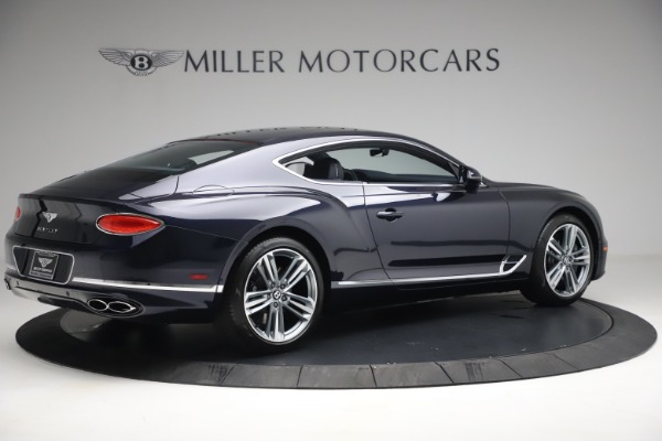 Used 2021 Bentley Continental GT V8 for sale Sold at Rolls-Royce Motor Cars Greenwich in Greenwich CT 06830 7