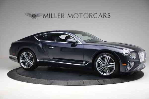 Used 2021 Bentley Continental GT V8 for sale Sold at Rolls-Royce Motor Cars Greenwich in Greenwich CT 06830 9