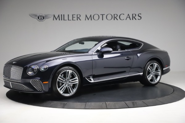 Used 2021 Bentley Continental GT V8 for sale Sold at Rolls-Royce Motor Cars Greenwich in Greenwich CT 06830 1
