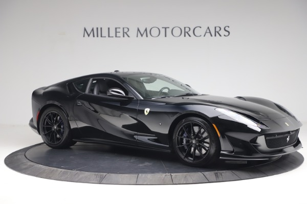 Used 2019 Ferrari 812 Superfast for sale $359,900 at Rolls-Royce Motor Cars Greenwich in Greenwich CT 06830 10