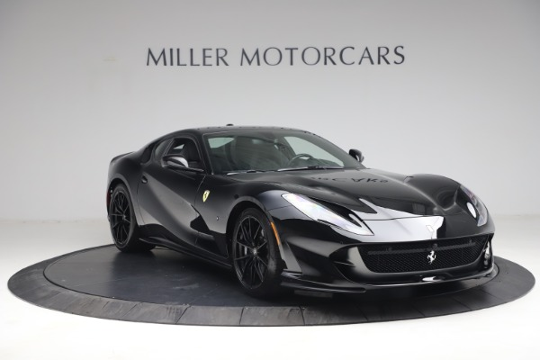 Used 2019 Ferrari 812 Superfast for sale $359,900 at Rolls-Royce Motor Cars Greenwich in Greenwich CT 06830 11