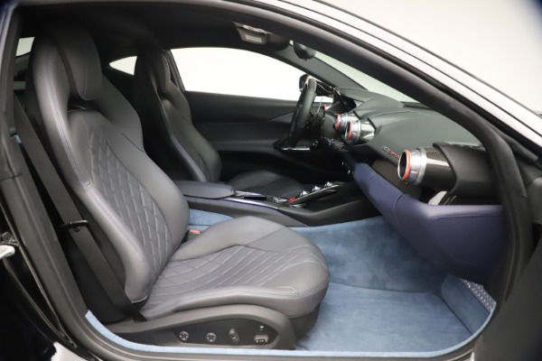 Used 2019 Ferrari 812 Superfast for sale $359,900 at Rolls-Royce Motor Cars Greenwich in Greenwich CT 06830 18
