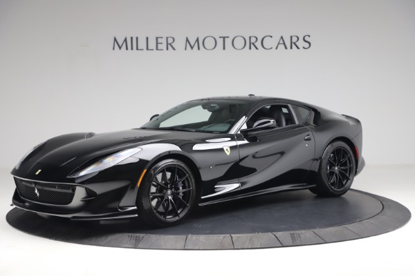 Used 2019 Ferrari 812 Superfast for sale $359,900 at Rolls-Royce Motor Cars Greenwich in Greenwich CT 06830 2