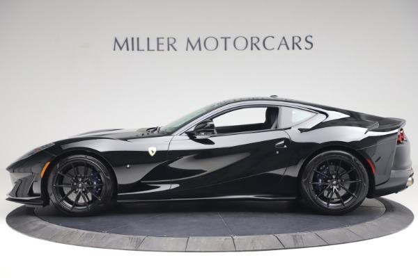 Used 2019 Ferrari 812 Superfast for sale $359,900 at Rolls-Royce Motor Cars Greenwich in Greenwich CT 06830 3