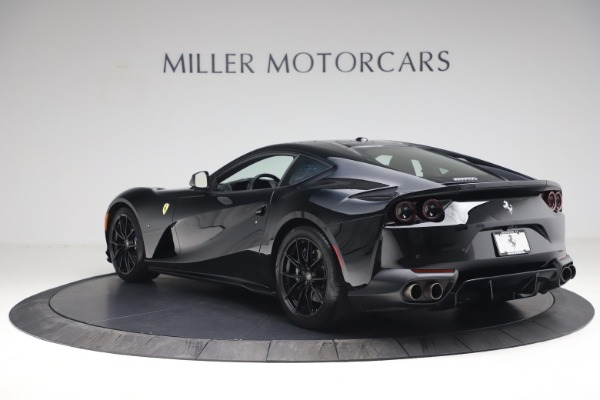 Used 2019 Ferrari 812 Superfast for sale $359,900 at Rolls-Royce Motor Cars Greenwich in Greenwich CT 06830 5