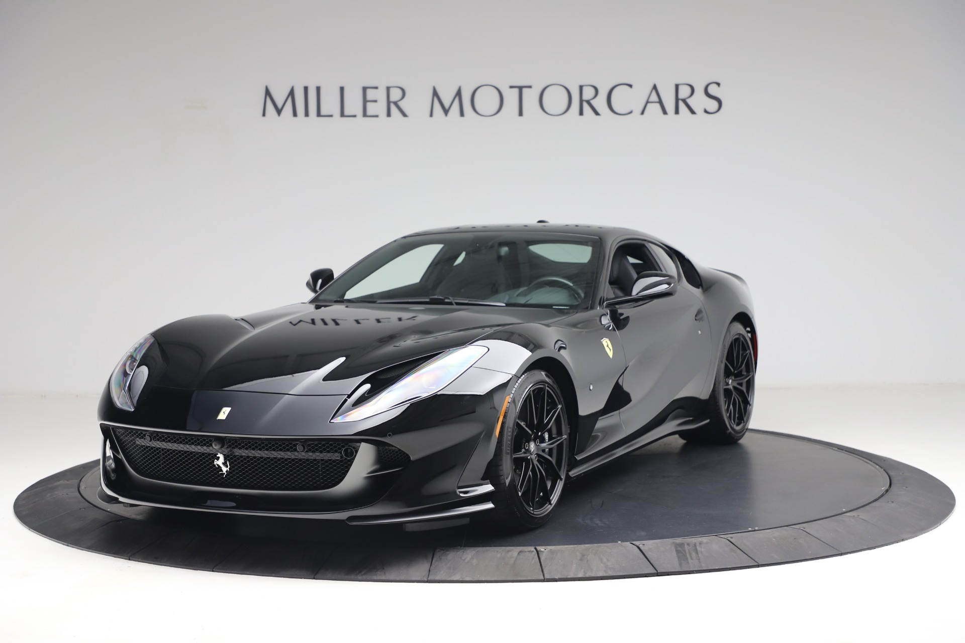 Used 2019 Ferrari 812 Superfast for sale $359,900 at Rolls-Royce Motor Cars Greenwich in Greenwich CT 06830 1