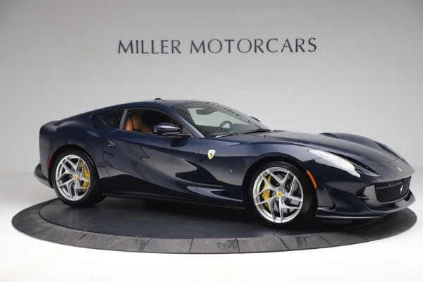 Used 2020 Ferrari 812 Superfast for sale $375,900 at Rolls-Royce Motor Cars Greenwich in Greenwich CT 06830 10