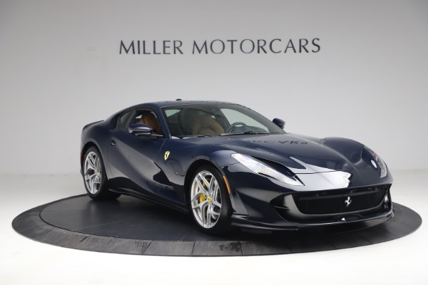 Used 2020 Ferrari 812 Superfast for sale $375,900 at Rolls-Royce Motor Cars Greenwich in Greenwich CT 06830 11