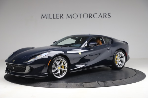 Used 2020 Ferrari 812 Superfast for sale $375,900 at Rolls-Royce Motor Cars Greenwich in Greenwich CT 06830 2