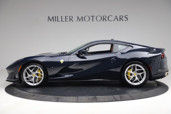 Used 2020 Ferrari 812 Superfast for sale $375,900 at Rolls-Royce Motor Cars Greenwich in Greenwich CT 06830 3