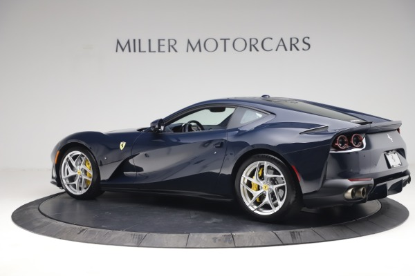 Used 2020 Ferrari 812 Superfast for sale $375,900 at Rolls-Royce Motor Cars Greenwich in Greenwich CT 06830 4