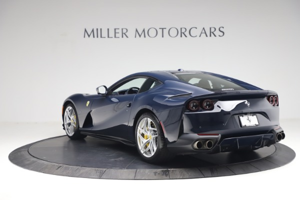 Used 2020 Ferrari 812 Superfast for sale $375,900 at Rolls-Royce Motor Cars Greenwich in Greenwich CT 06830 5