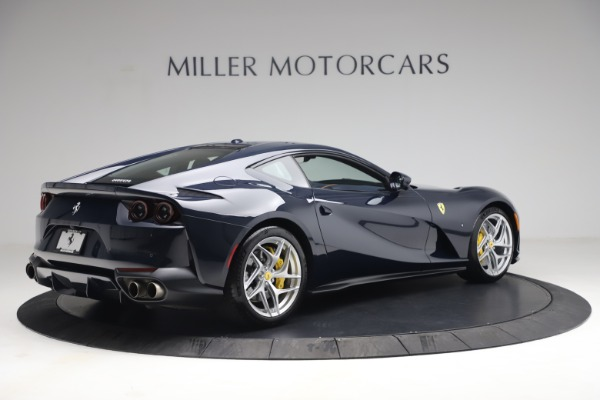 Used 2020 Ferrari 812 Superfast for sale $375,900 at Rolls-Royce Motor Cars Greenwich in Greenwich CT 06830 8