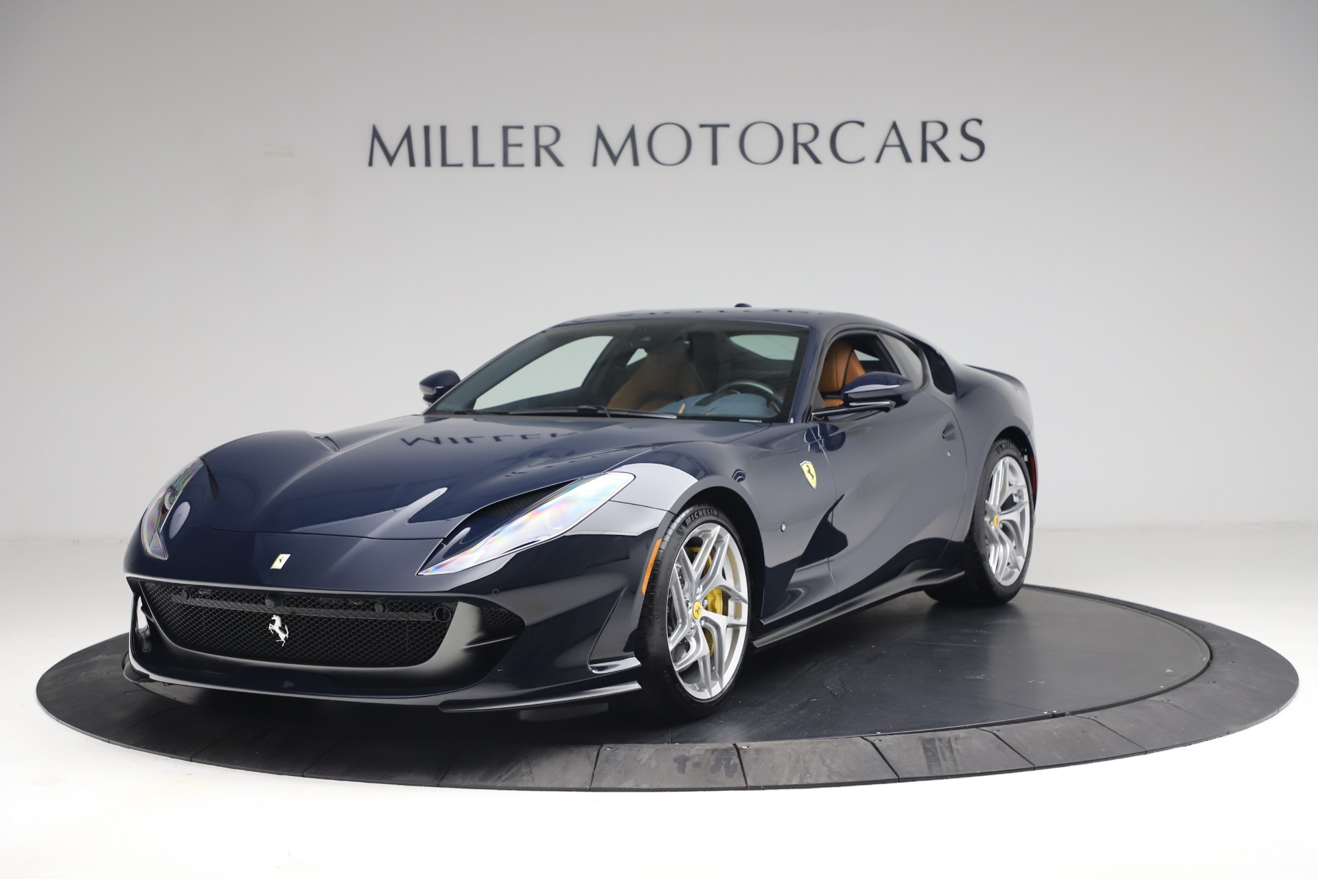 Used 2020 Ferrari 812 Superfast for sale $375,900 at Rolls-Royce Motor Cars Greenwich in Greenwich CT 06830 1