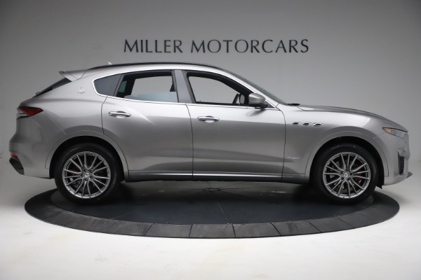 New 2021 Maserati Levante GranSport for sale $73,900 at Rolls-Royce Motor Cars Greenwich in Greenwich CT 06830 10