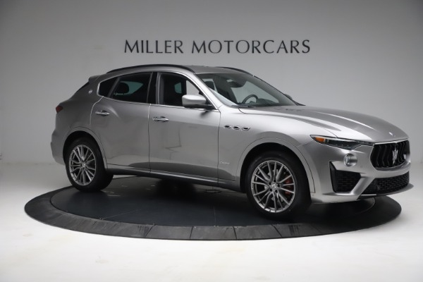 New 2021 Maserati Levante GranSport for sale $73,900 at Rolls-Royce Motor Cars Greenwich in Greenwich CT 06830 11