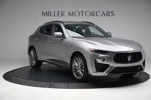New 2021 Maserati Levante GranSport for sale $73,900 at Rolls-Royce Motor Cars Greenwich in Greenwich CT 06830 12
