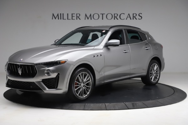 New 2021 Maserati Levante GranSport for sale $73,900 at Rolls-Royce Motor Cars Greenwich in Greenwich CT 06830 2