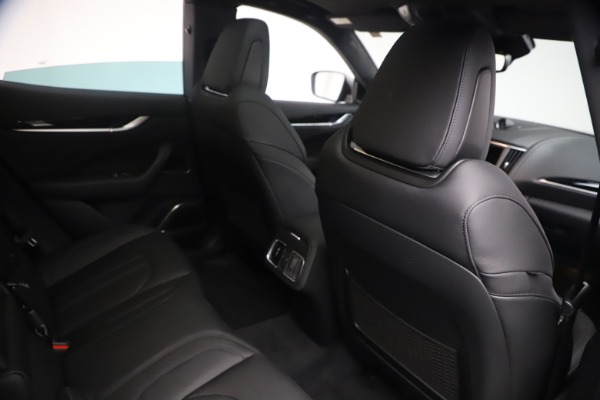 New 2021 Maserati Levante GranSport for sale $73,900 at Rolls-Royce Motor Cars Greenwich in Greenwich CT 06830 25