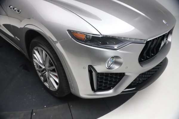 New 2021 Maserati Levante GranSport for sale $73,900 at Rolls-Royce Motor Cars Greenwich in Greenwich CT 06830 28