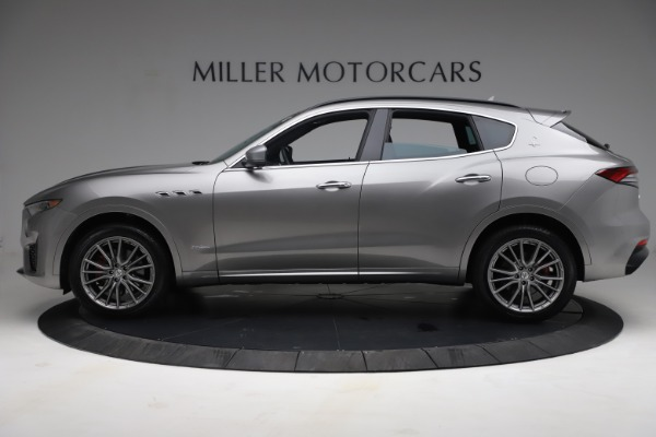 New 2021 Maserati Levante GranSport for sale $73,900 at Rolls-Royce Motor Cars Greenwich in Greenwich CT 06830 3