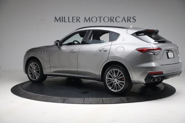 New 2021 Maserati Levante GranSport for sale $73,900 at Rolls-Royce Motor Cars Greenwich in Greenwich CT 06830 4