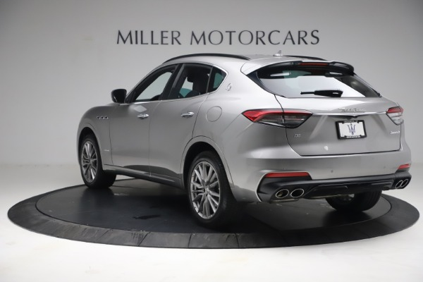 New 2021 Maserati Levante GranSport for sale $73,900 at Rolls-Royce Motor Cars Greenwich in Greenwich CT 06830 5