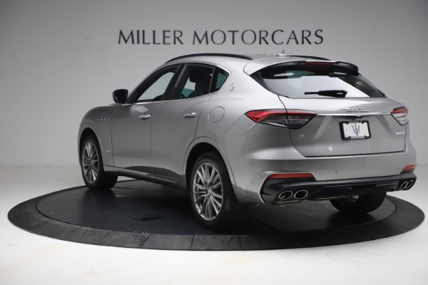 New 2021 Maserati Levante GranSport for sale $73,900 at Rolls-Royce Motor Cars Greenwich in Greenwich CT 06830 6