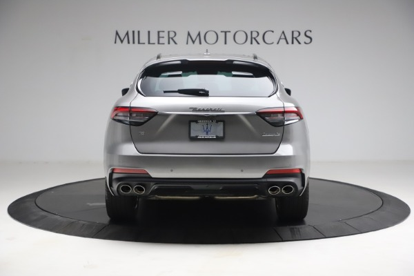 New 2021 Maserati Levante GranSport for sale $73,900 at Rolls-Royce Motor Cars Greenwich in Greenwich CT 06830 7