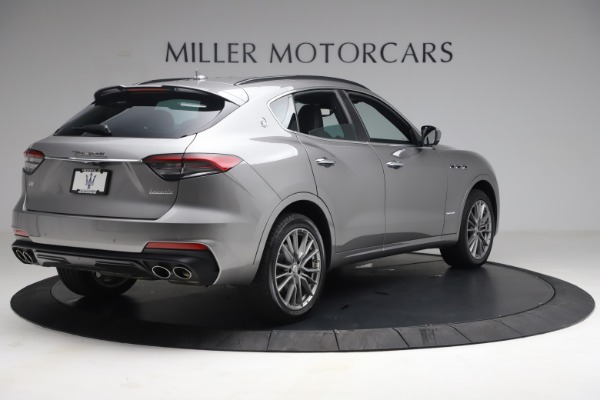 New 2021 Maserati Levante GranSport for sale $73,900 at Rolls-Royce Motor Cars Greenwich in Greenwich CT 06830 8