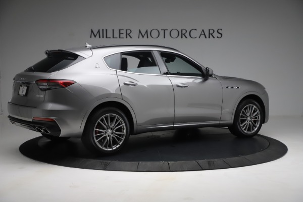 New 2021 Maserati Levante GranSport for sale $73,900 at Rolls-Royce Motor Cars Greenwich in Greenwich CT 06830 9