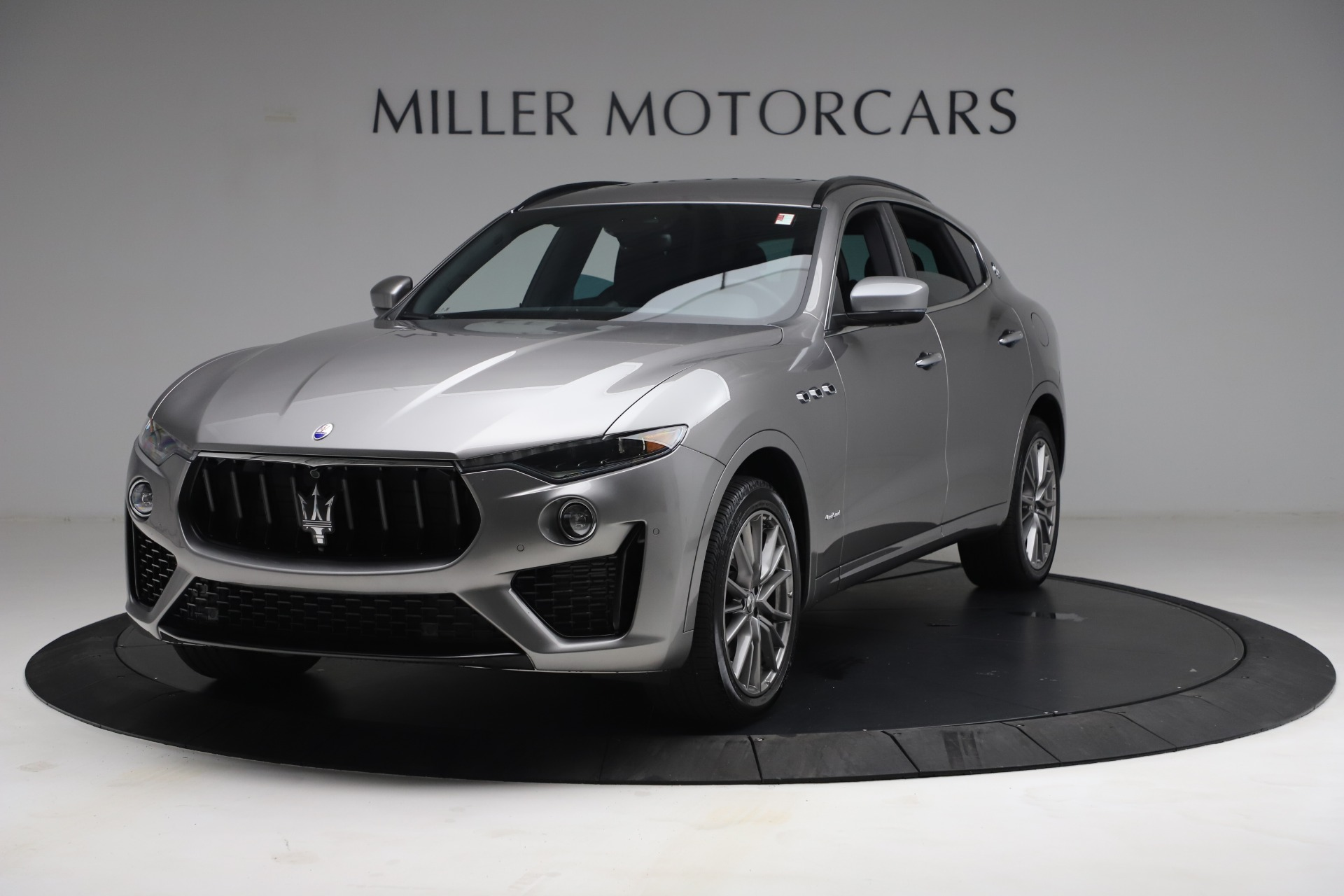 New 2021 Maserati Levante GranSport for sale $73,900 at Rolls-Royce Motor Cars Greenwich in Greenwich CT 06830 1