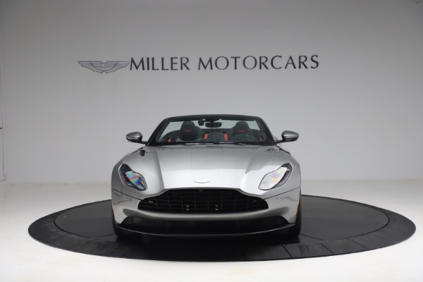 Used 2019 Aston Martin DB11 Volante for sale $209,900 at Rolls-Royce Motor Cars Greenwich in Greenwich CT 06830 11