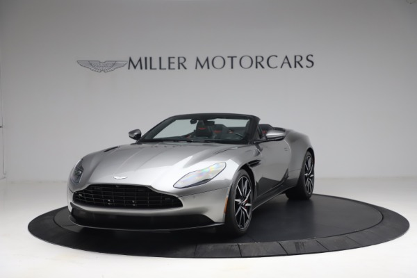 Used 2019 Aston Martin DB11 Volante for sale $209,900 at Rolls-Royce Motor Cars Greenwich in Greenwich CT 06830 12