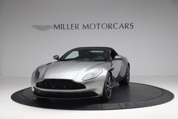 Used 2019 Aston Martin DB11 Volante for sale $209,900 at Rolls-Royce Motor Cars Greenwich in Greenwich CT 06830 13
