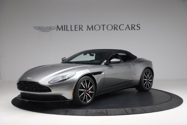 Used 2019 Aston Martin DB11 Volante for sale $209,900 at Rolls-Royce Motor Cars Greenwich in Greenwich CT 06830 14
