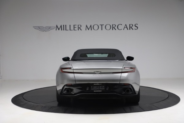 Used 2019 Aston Martin DB11 Volante for sale $209,900 at Rolls-Royce Motor Cars Greenwich in Greenwich CT 06830 16