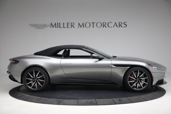 Used 2019 Aston Martin DB11 Volante for sale $209,900 at Rolls-Royce Motor Cars Greenwich in Greenwich CT 06830 17