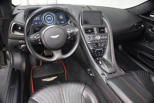 Used 2019 Aston Martin DB11 Volante for sale $209,900 at Rolls-Royce Motor Cars Greenwich in Greenwich CT 06830 21