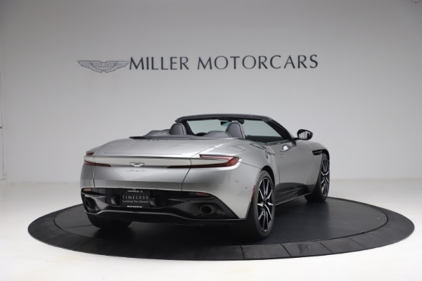 Used 2019 Aston Martin DB11 Volante for sale $209,900 at Rolls-Royce Motor Cars Greenwich in Greenwich CT 06830 6