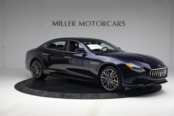 New 2021 Maserati Quattroporte S Q4 for sale Sold at Rolls-Royce Motor Cars Greenwich in Greenwich CT 06830 11