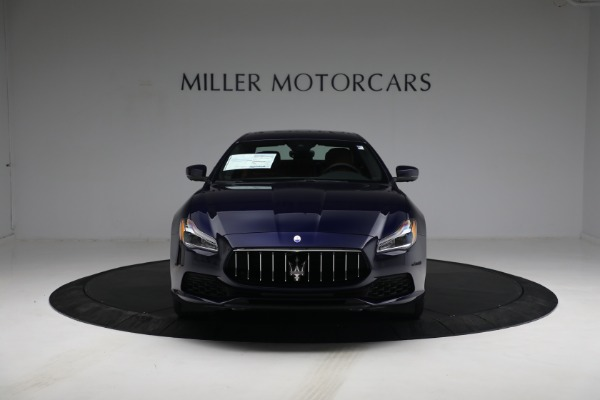New 2021 Maserati Quattroporte S Q4 for sale Sold at Rolls-Royce Motor Cars Greenwich in Greenwich CT 06830 13