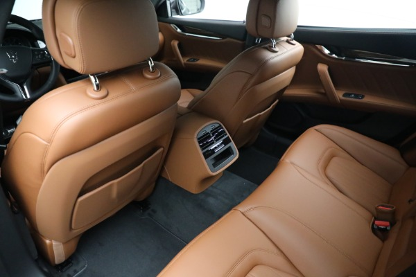 New 2021 Maserati Quattroporte S Q4 for sale Sold at Rolls-Royce Motor Cars Greenwich in Greenwich CT 06830 18
