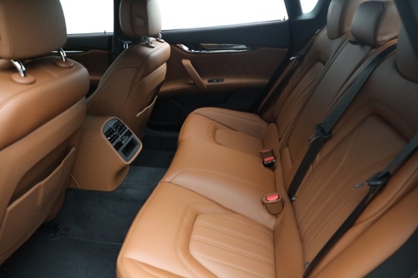 New 2021 Maserati Quattroporte S Q4 for sale Sold at Rolls-Royce Motor Cars Greenwich in Greenwich CT 06830 19