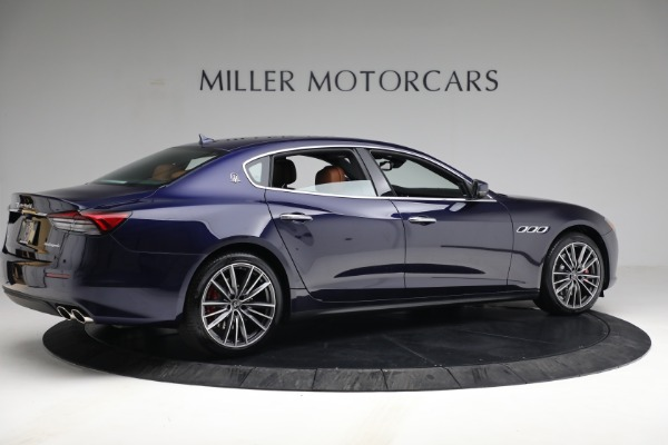 New 2021 Maserati Quattroporte S Q4 for sale Sold at Rolls-Royce Motor Cars Greenwich in Greenwich CT 06830 9